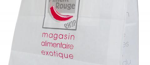 Le développement du sac publicitaire en papier