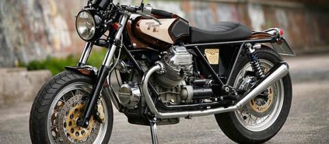 Le marché de la moto en France en 2014