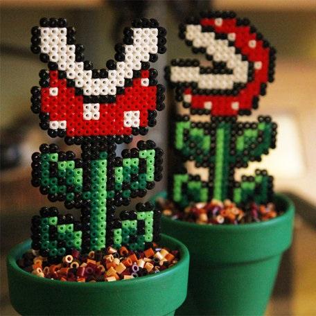 Plante Mario Bross