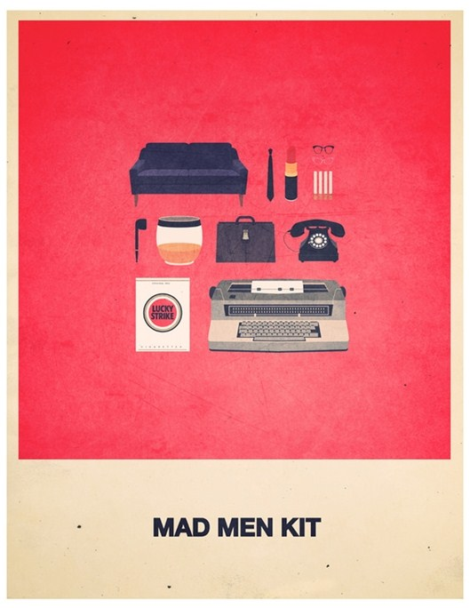 tableau mad men kit