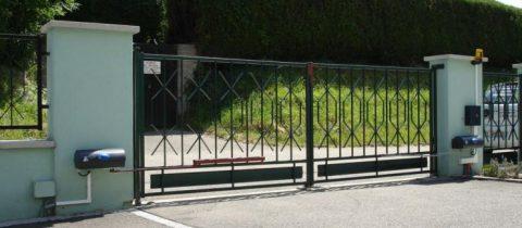Automatisez et motorisez vos portails avec AFM Bruckert