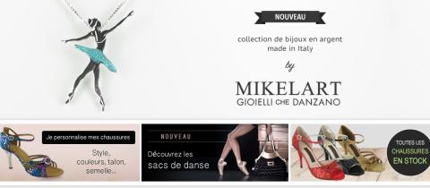 Danse boutique : LA référence dans la vente de chaussures de danse