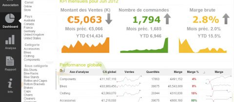 QlikView, votre outil de Business Intelligence innovant