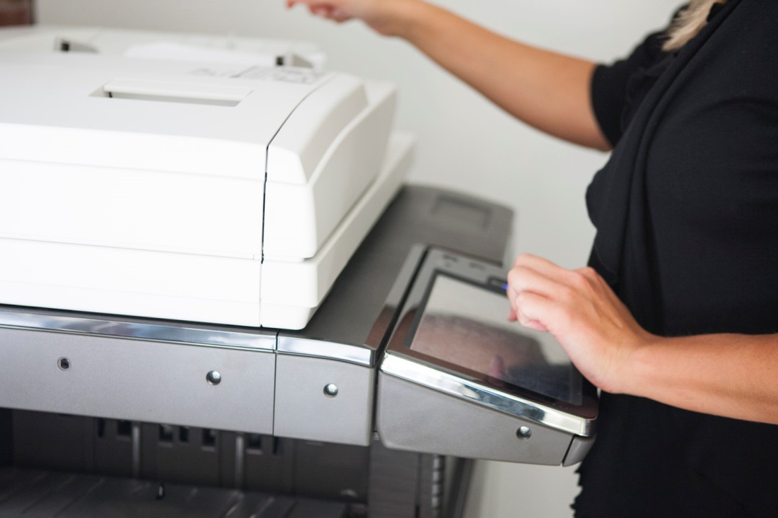 Imprimante en entreprise