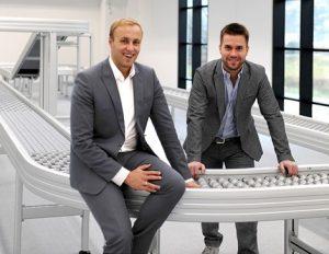 Denis Ratz et Dr Daniele Gambetta