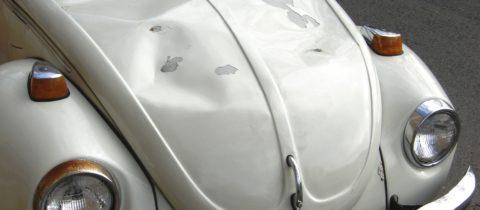 Comment réparer la carrosserie de son véhicule quand on a un petit budget ?