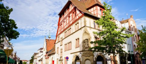 Vous êtes à la recherche d'un hôtel à proximité de l'aéroport Bâle-Mulhouse ?